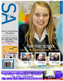 Sale & Altrincham front page image