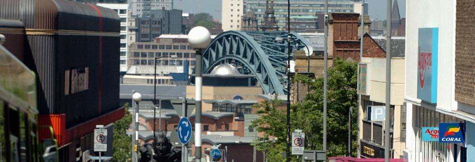 Gateshead Town Centre