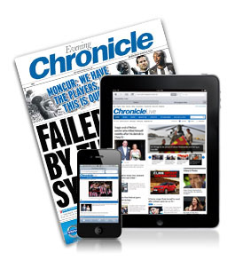 Newcastle Chronicle