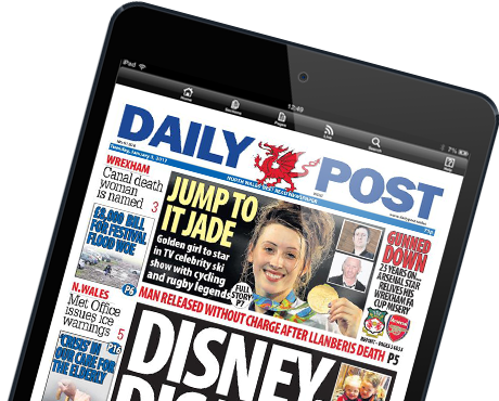 The Daily Post Daily E-Edition for iPad and Android tablets