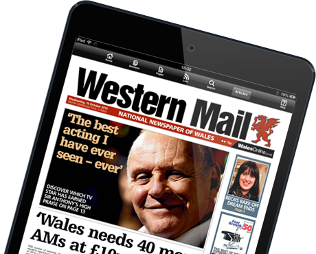 Daily Mirror E-Edition for iPad and Android tablets