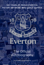 Everton Autobiography